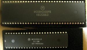 Mc68hc000mc68901