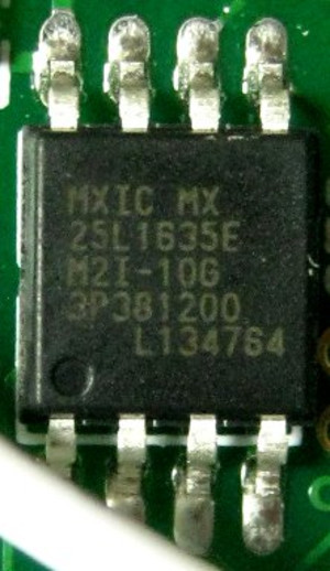 Mx25l1635e