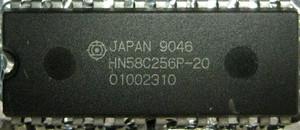 Hn58c256