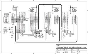 Tmp80c802asbc