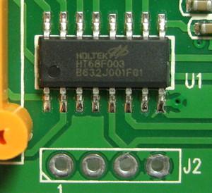 Ht68f003